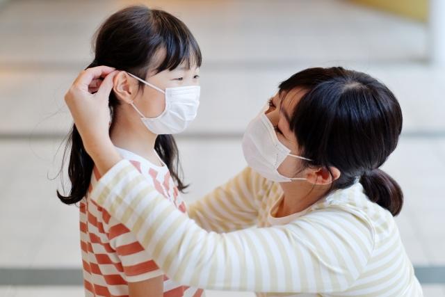 新型コロナウイルス子どもの感染予防対策
